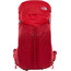 The North Face Banchee 50 rugzak rood